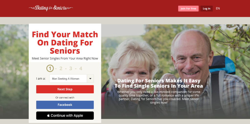 DatingforSeniors.com Image